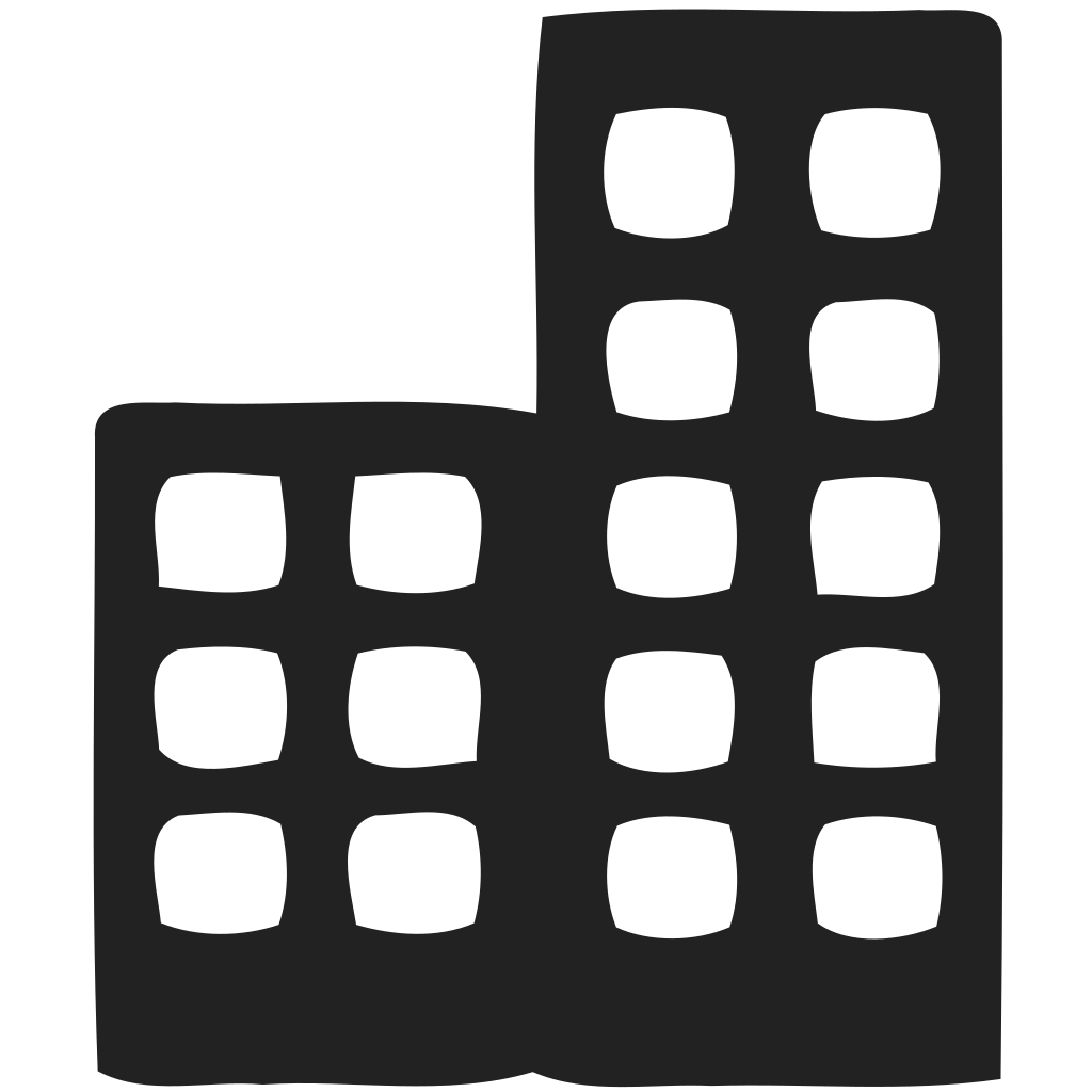 Block of flats Icon