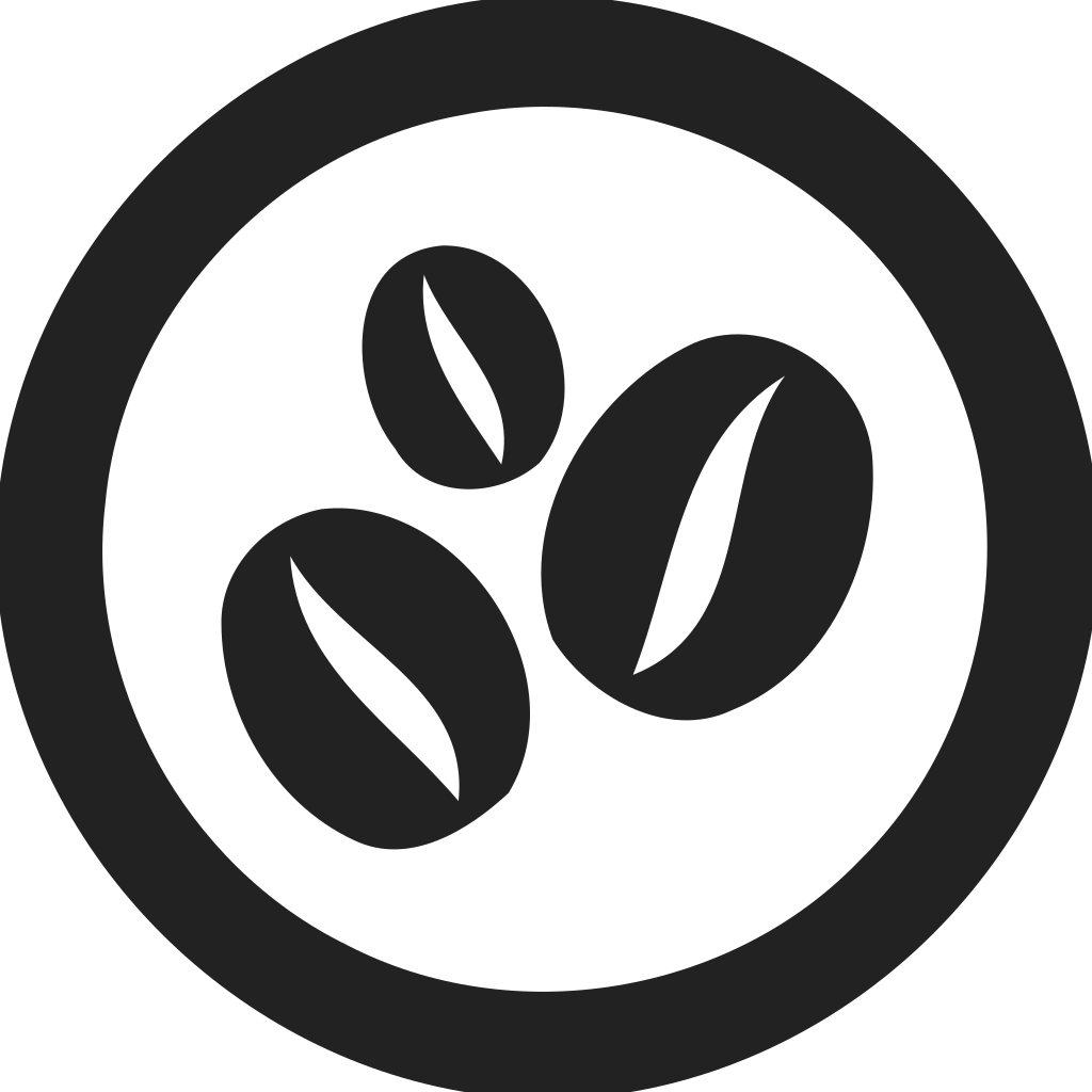 Coffee logo Icon