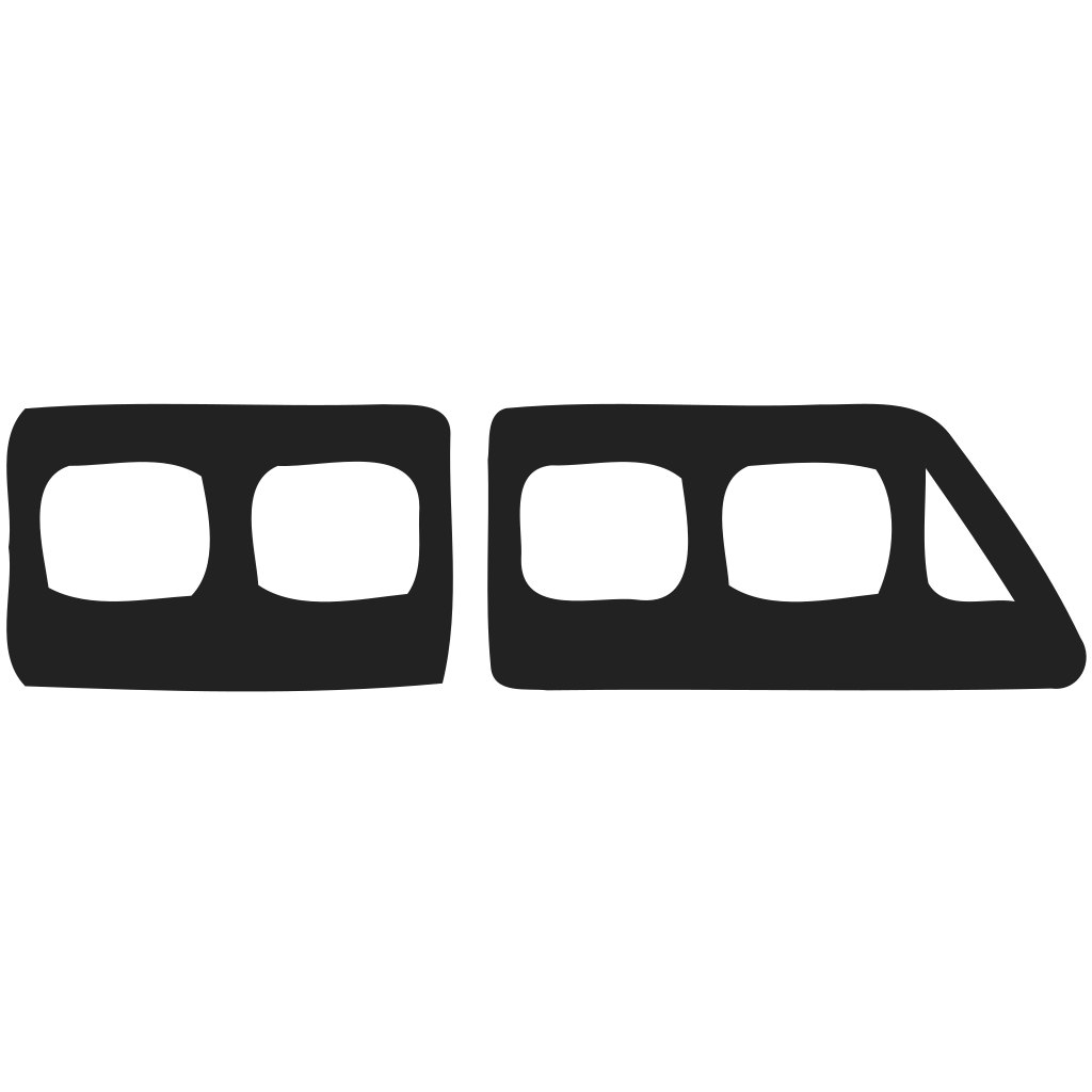 Departing Train Icon