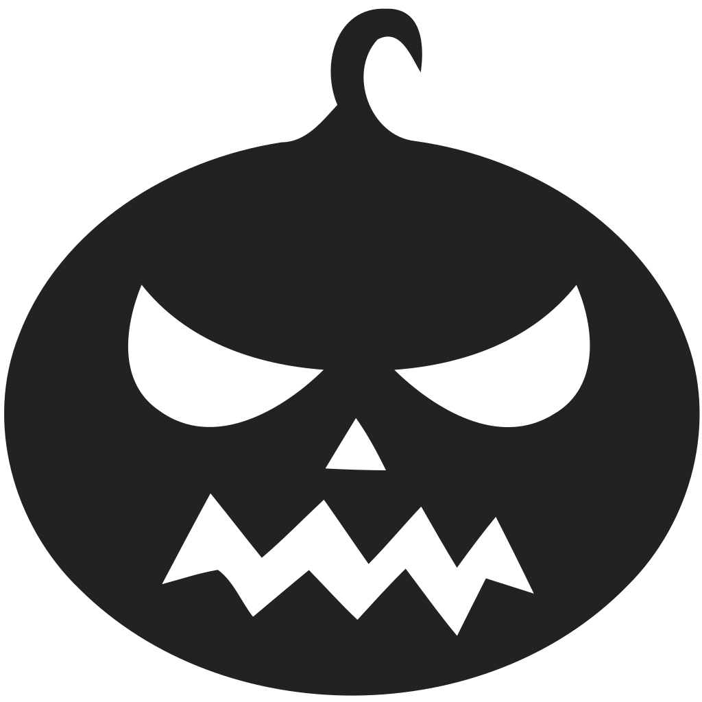 Evil Pumpkin Icon