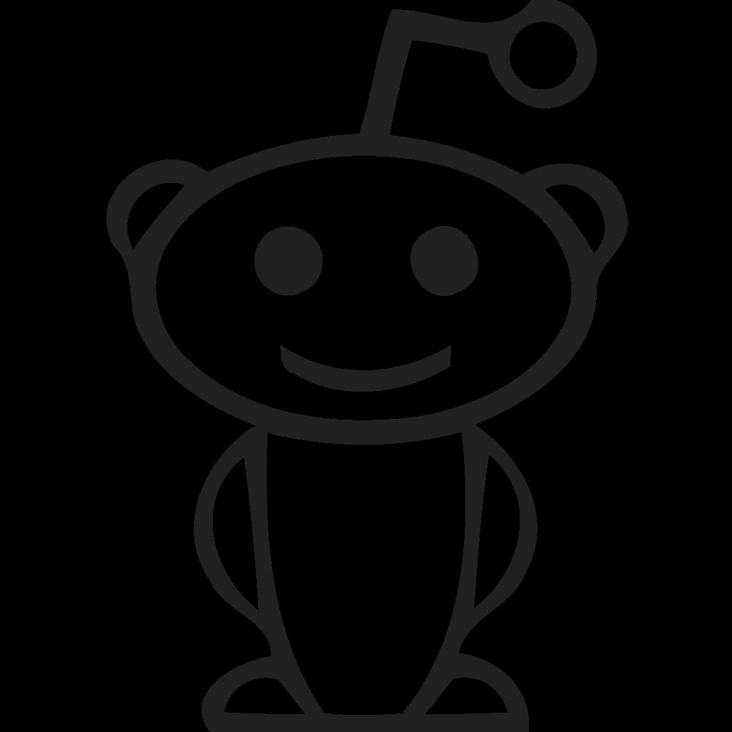 Reddit Body Free Icon Download Png Logo