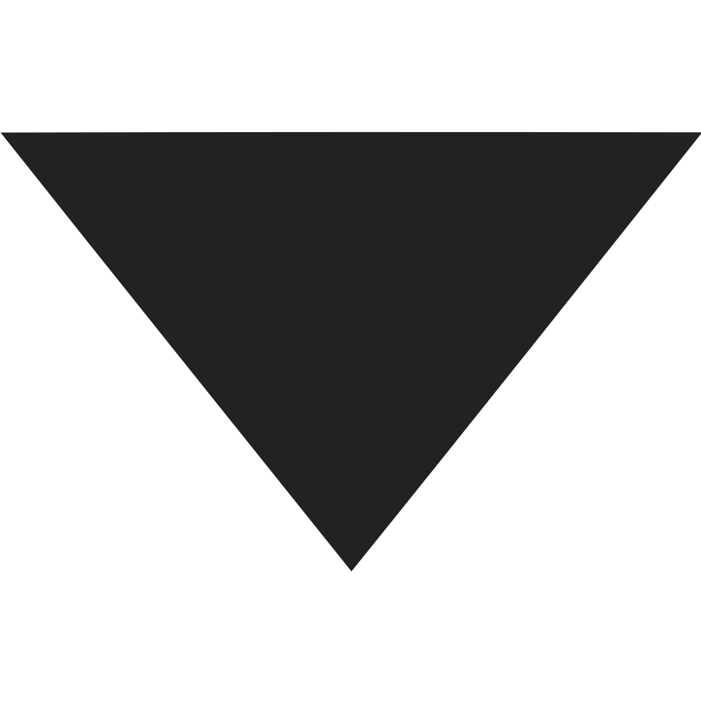 Triangle down Icon